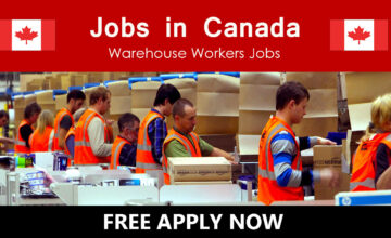 Jobs in Canada: Get An Employment In Canada