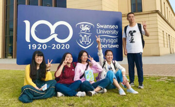 Fully Funded Lions Sports Academy PhD Scholarship at Swansea University
